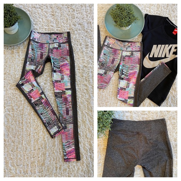 Aeropostale Yoga Workout Leggings Athletic Tights